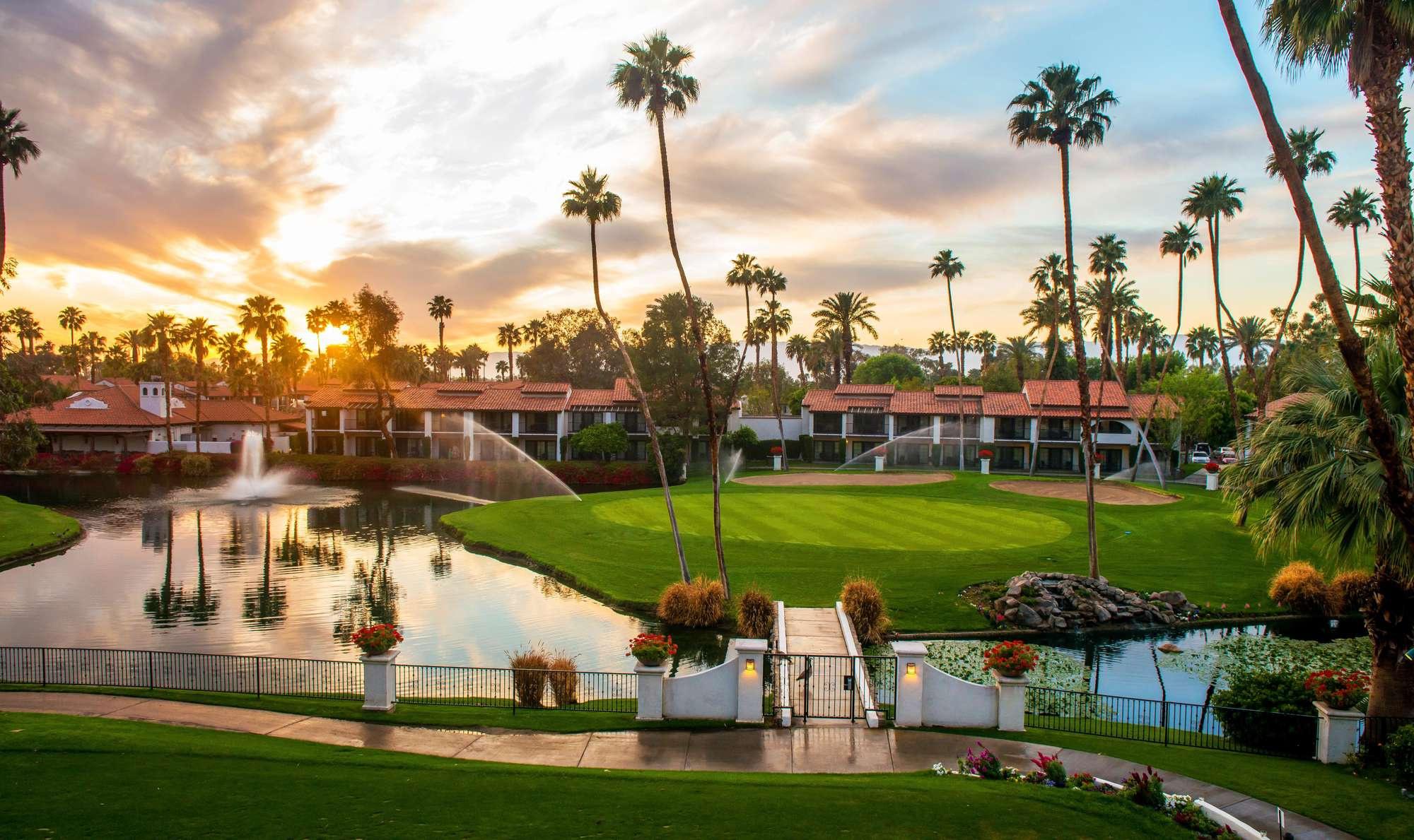 Rancho Las Palmas Palm Springs