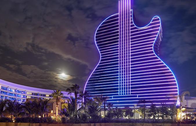 Guitar Hotel