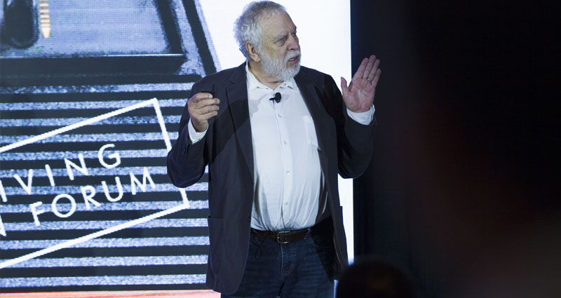 Atari Founder Bushnell (74) Offers Tips for Staying Young