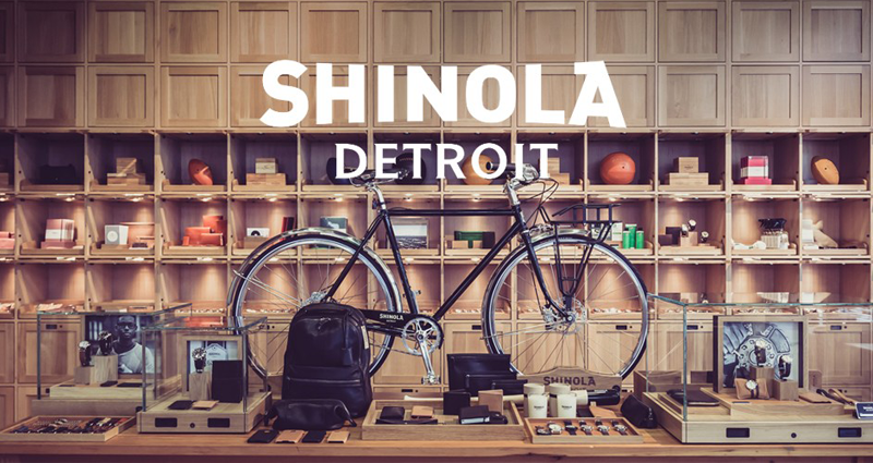 How Shinola is Inspiring Customers to Rediscover In-Store Shopping